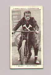 Bluey Wilkinson, Australian speedway champion
