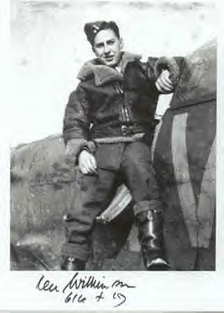 Ken Wilkinson: WWII Ace